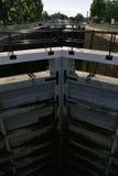 Станция замка канала Стоковые Фотографии RF