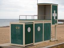 Станция личной охраны стоковое изображение rf