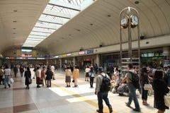 Станция Кавасаки Стоковое Изображение RF