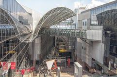 Станция Киото, япония Стоковые Фото