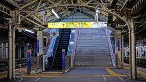 Станция Киото Стоковое Изображение