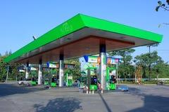 Станция масла Bangchak Стоковые Изображения
