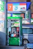 Станция масла Bangchak Стоковые Фото
