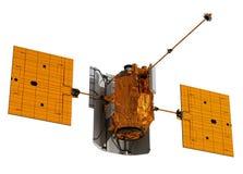 Станция межпланетного пространства Стоковая Фотография
