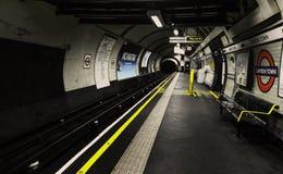 Станция метро городка Camden Стоковые Изображения RF