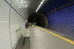 Станция метро Кёльна Стоковое Изображение RF