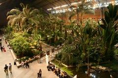 Станция метро Atocha в Мадриде Стоковое фото RF