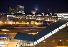 Станция метро McLean - угол Tysons Стоковое Фото