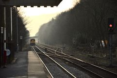 Станция моста Hebden Стоковое Фото