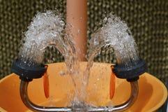 Станция мытья глаза лаборатории Стоковые Изображения