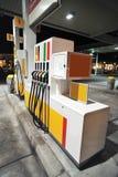 станция ночи газа Стоковая Фотография RF