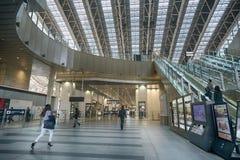 Станция Осака под влиянием HD Стоковое Изображение RF