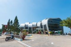 Станция парома Vungtau, Вьетнам Стоковые Фото