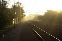 станция привидения Стоковые Изображения