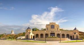Станция реки Bolgar или Bulgar Казань, Татарстан, Россия Стоковое Фото