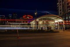 Станция соединения - Денвер, Колорадо Стоковая Фотография