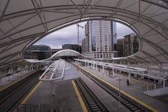 Станция соединения Стоковое Изображение