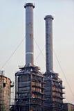 Станция тепловой мощности Стоковые Фотографии RF
