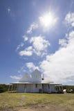 Станция телеграфа Otway накидки, большая дорога океана, Виктория, Австралия Стоковые Фотографии RF