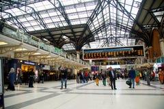 Станция улицы Ливерпуля Стоковая Фотография
