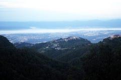 Станция холма стоковое изображение