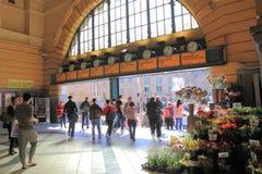 Станция щепок Стоковая Фотография