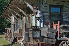 станция 1876 cummings Стоковые Изображения RF