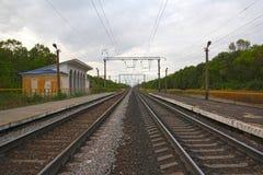станция Стоковое Фото