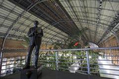 Станция Atocha Стоковые Фото