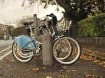 станция bike Стоковое фото RF
