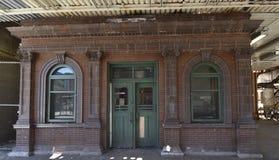 Станция Diversey стоковое изображение rf