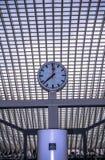 Станция Guillemins, Liege, Бельгия Стоковое фото RF