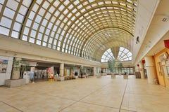 Станция Kita Хиросимы с линией Chitose на Хоккаидо Стоковые Фото