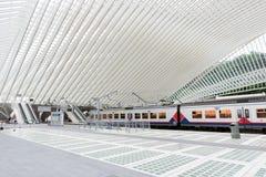 Станция Liege Стоковое Изображение