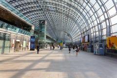 Станция Porta Susa в Турине Стоковое Изображение RF