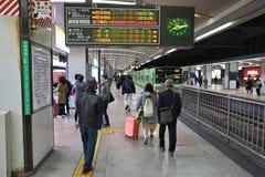 Станция Tennoji МЛАДШЕГО западная Стоковое Изображение RF