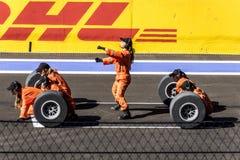 Станцуйте участвовать в отверстии первого Grand Prix Ru Стоковое Изображение RF