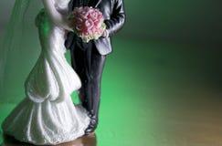 Стандартная диаграмма жениха и невеста Стоковая Фотография