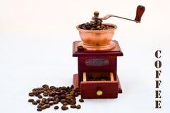 стан кофе Стоковая Фотография RF