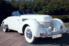 старая автомобиля классицистическая Стоковое Изображение RF