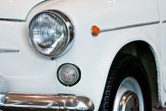 старая автомобиля светлая Стоковая Фотография