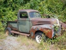 старая автомобиля grungy Стоковое Изображение RF