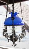 Старая лампа вида Стоковое Изображение RF