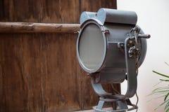 Старая лампа металла Стоковые Изображения RF