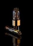 Старая лампа транзистора Стоковые Изображения RF