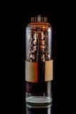 Старая лампа транзистора Стоковое Изображение RF