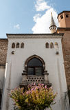 Старая архитектура, дворец Topkapi Стоковое фото RF