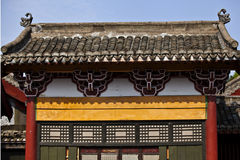 Старая архитектура Стоковое Фото