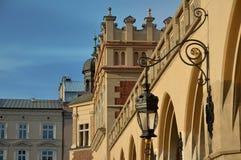 Базарная площадь Sukiennice Стоковые Фото