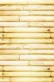 Старая бамбуковая предпосылка загородки Стоковые Фотографии RF